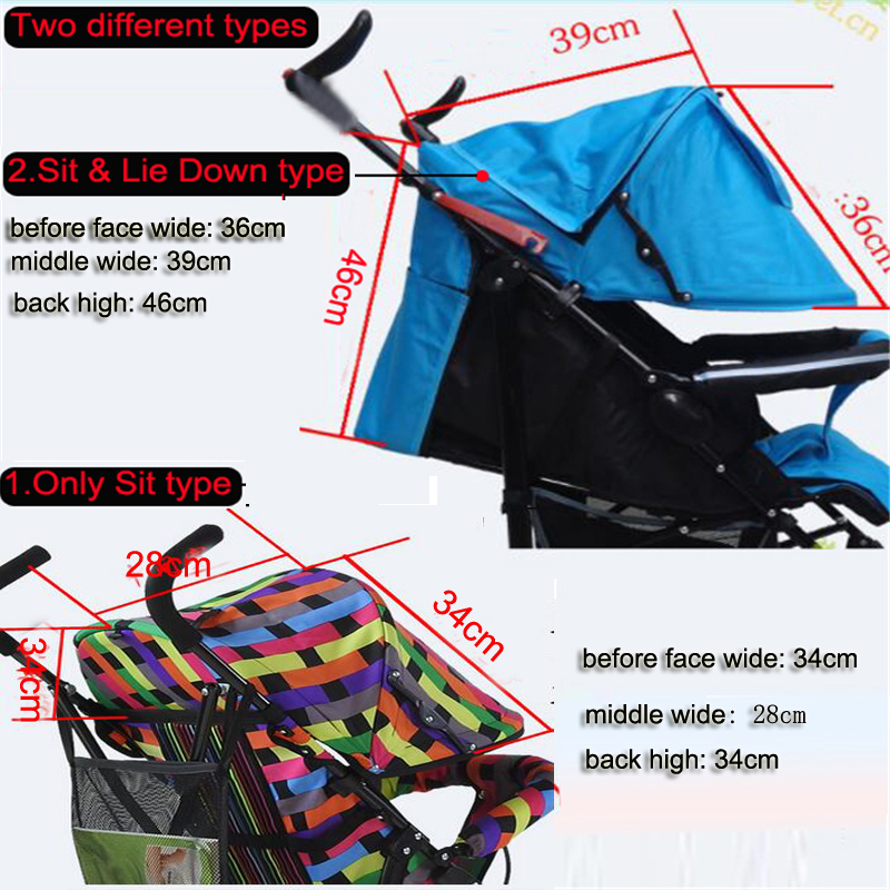 Солнцезащитный козырек для детской коляски, защитный козырек, аксессуары для коляски 4