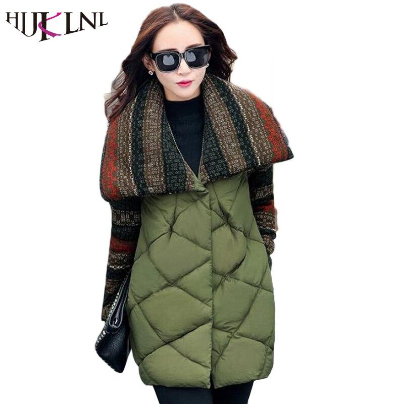 buy hijklnl manteau femme hiver new woman winter jacket parka 2017 winter. Black Bedroom Furniture Sets. Home Design Ideas
