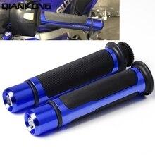 CNC 7/8 Handle bar CAPS Handlebar Grips Kit Universal 22MM Street/Racing Moto Racing FOR SUZUKI GSXR1000 GSXR600 GSXR750