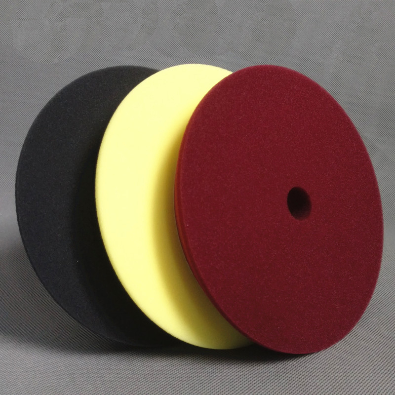 heavy middle light cut Sponge Buffer Foam Pad Polishing Pad special for da polisher dual action random orbital polisher