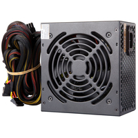 Segotep F7 500W ATX Computer Power Supply Desktop Gaming PSU Active PFC 120MM Fan 90 264V power supply for computer