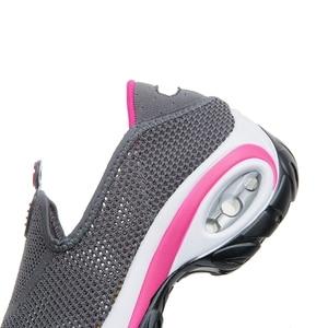 Image 3 - STQ 2020 סתיו נשים סניקרס דירות נעלי רשת להחליק על Tenis Feminino גבירותיי פלטפורמת נעליים יומיומיות Creeper Mocassin אישה 108