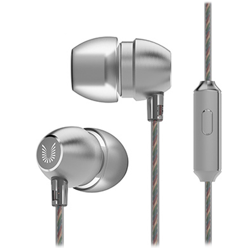 TWOM HM7 Stereo Metal Earphones with Microphone for Mobile Phone In Ear Earbuds Universal Wired Headset Super XBS BASS Earpieces glaupsus gj01 in ear 3 5mm super bass microphone earphones earplug stereo metal hifi in ear earbuds for iphone mobile phone