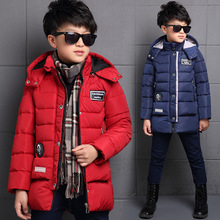 Big Kids Winter Coat New Arrival Sale Autumn And Winter Big Kids 5 15years Boys Cotton