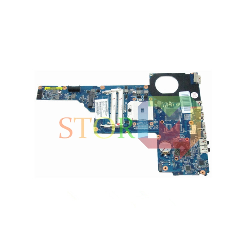 NOKOTION for HP PAVILION G6 G6Z G6-1000 laptop motherboard 649288-001 socket fs1 ddr3 683029 501 683029 001 main board fit for hp pavilion g4 g6 g7 g4 2000 g6 2000 laptop motherboard socket fs1 ddr3