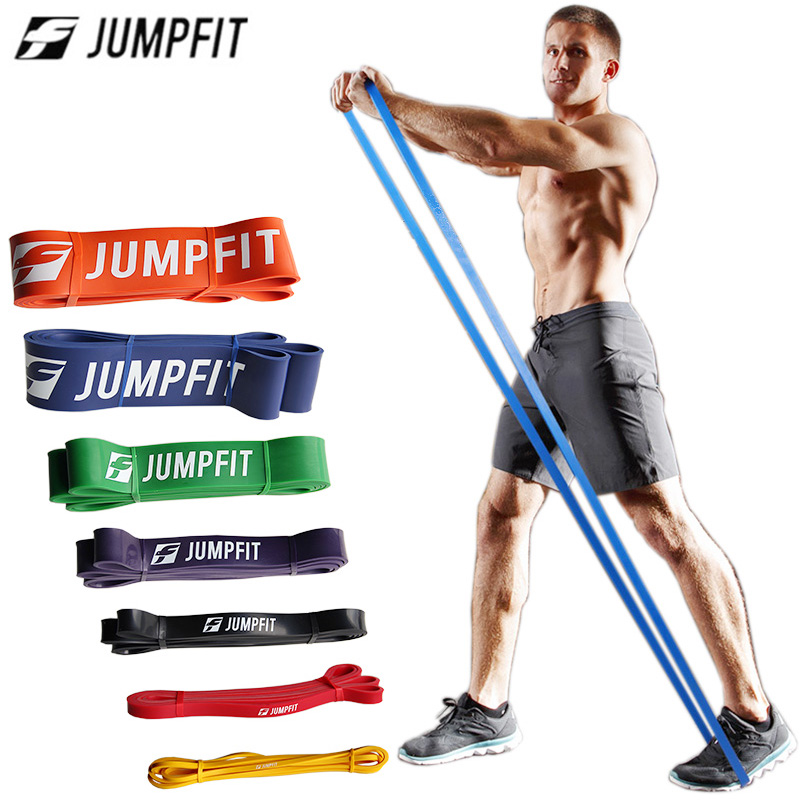 New Sports Exercise Training Fitness Weight Lifting Gym: Resistance Band Exercise Elastic Bands For Fitness Sport