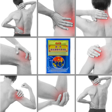 Herbal Body Patches for Pain Relief and Muscle Relaxation