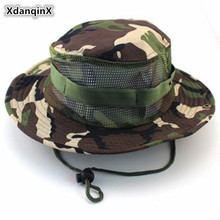 Camouflage Edge Casual Hats