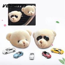Медведь автомобиля духи сиденье мультфильм выходе Духи клип автомобили освежитель воздуха для укладки