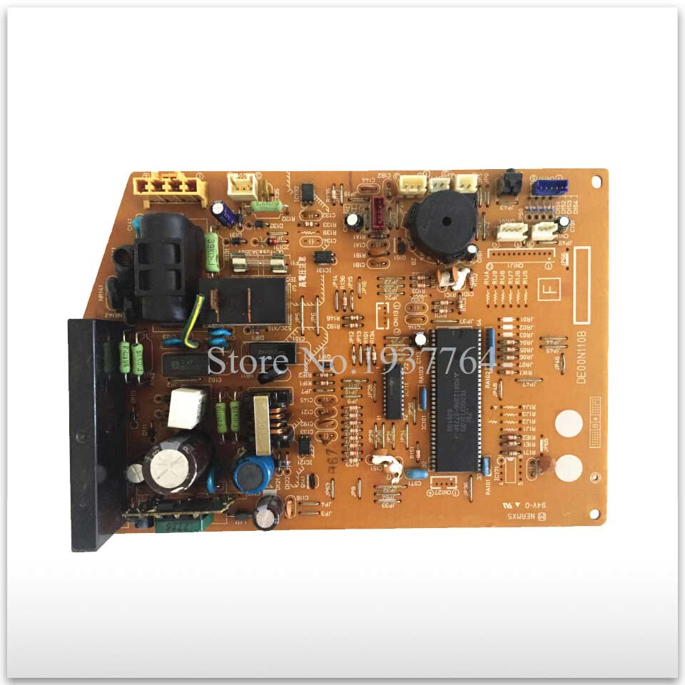 95% new for Air conditioning computer board circuit board DE00N110B SE76A628G03 good working