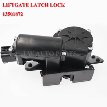 Rear Power Lift Tail Gate Lock Actuator Latch For Cadillac Chevy 13501872 13503467 13581405 931-107