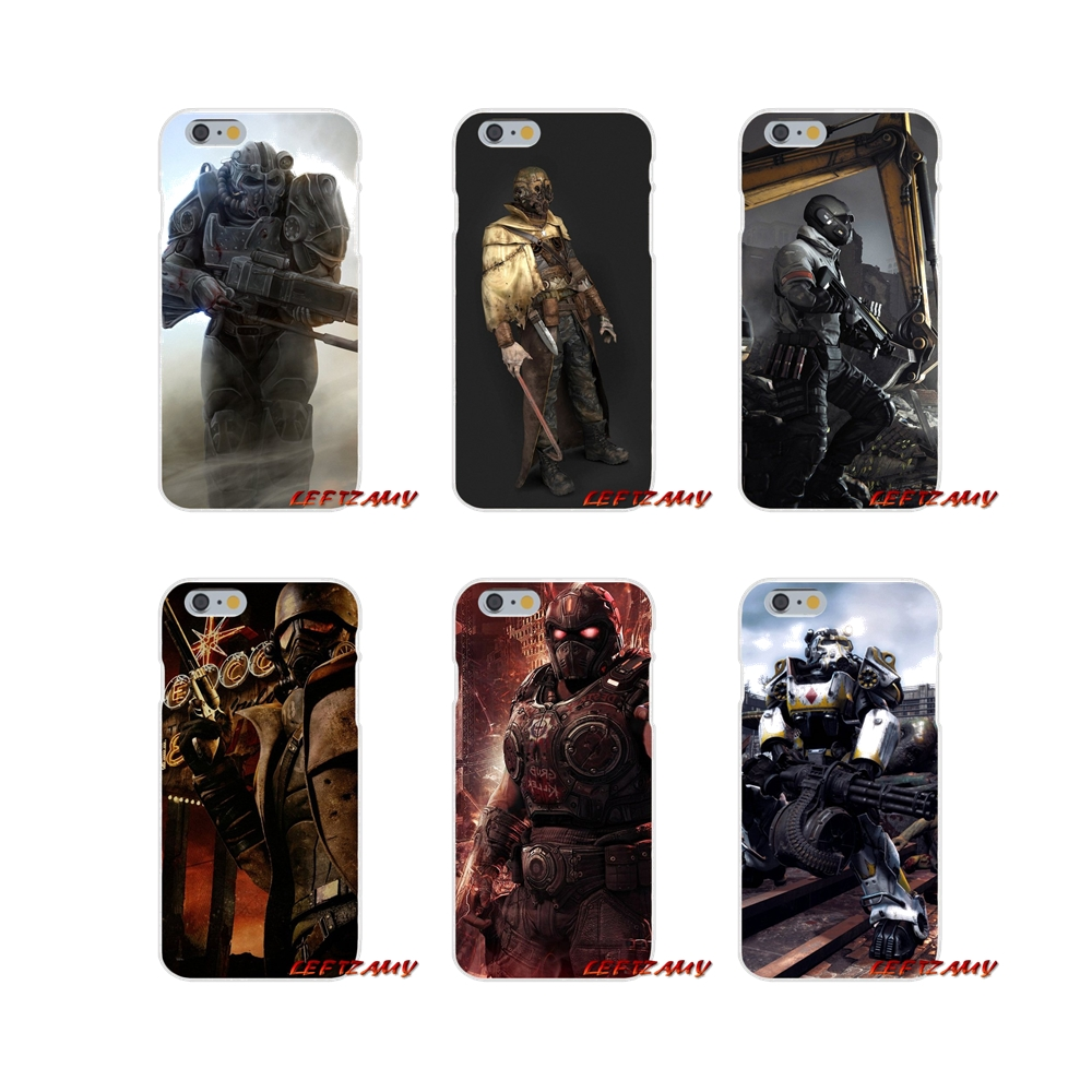Fallout 4 Video Games Accessories Phone Shell Covers For Samsung Galaxy A3 A5 A7 J1 J2 J3 J5 J7 2015 2016 2017 image