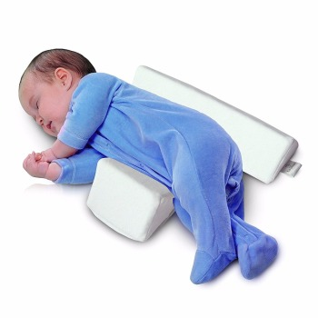 Anti Roll Pillow Sleep Head Positioner 1
