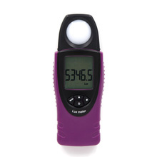 ST8050 illuminometer, high precision light meter, portable mini handheld digital photometer
