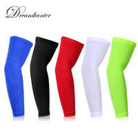 1 piece sleeve sport running arm warmers Basketball protective sleeves for arms compression Outdoor Cycling UV shooting sleeve