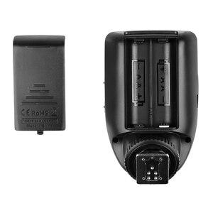 Image 5 - Godox V860II N 2.4 グラム HSS 1/8000 s ワイヤレス i TTL II リチウムオンカメラのフラッシュスピードライト + Xpro N ワイヤレス送信機ニコン
