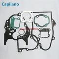 Motocicleta DIO50 completo junta junta completa incluem junta do cilindro e motor gakset para Honda DIO 50cc 50 peças do selo