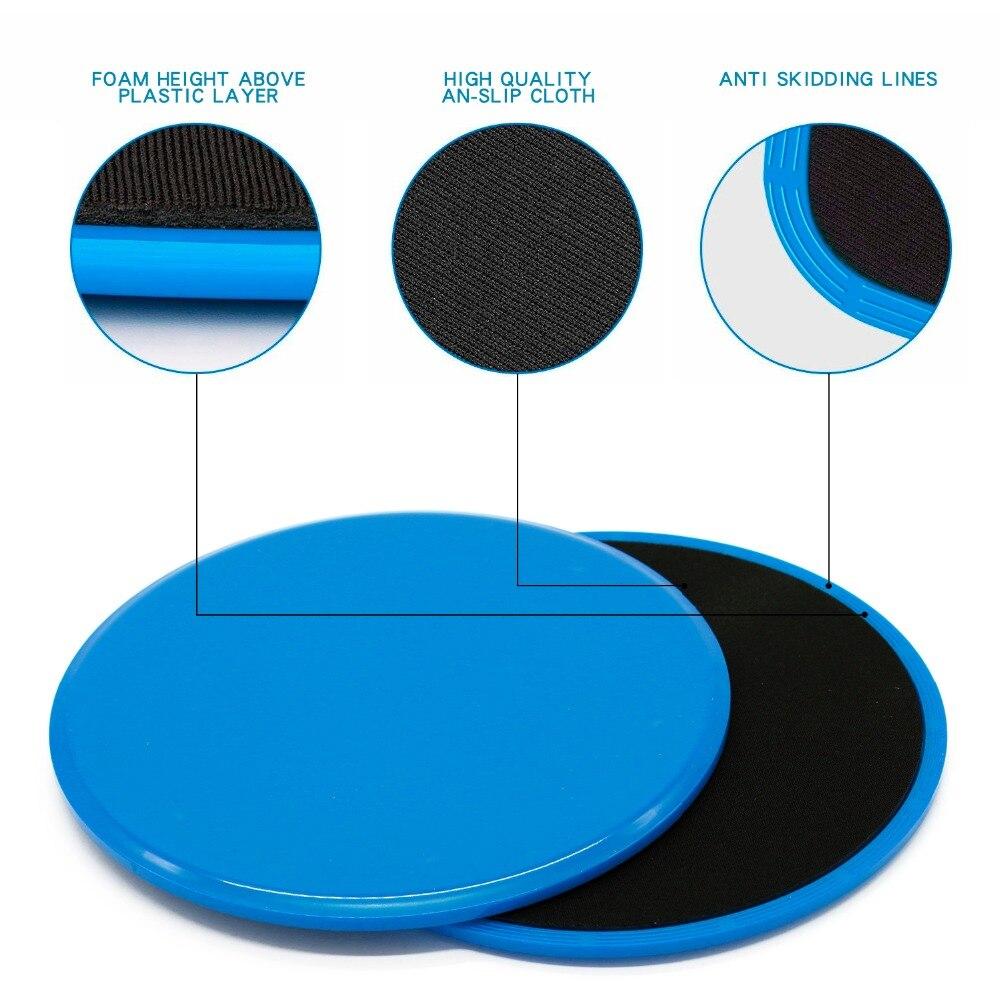Glide discs core