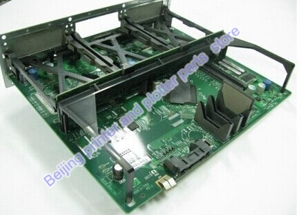Free shipping 100% test  for laser jet HP4600 Formatter Board C9660-67911 Q9743-60004 printer part on sale free shipping 100% laser jet tested for hp4555mfp formatter board ce502 69005 printer part on sale