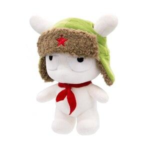 Image 2 - Originele Xiaomi Mitu Konijn Pop 25 Cm Pp Katoen & Wol Cartoon Leuk Speelgoed Cadeau Voor Kinderen Meisjes Jongens Verjaardag kerst Vriend