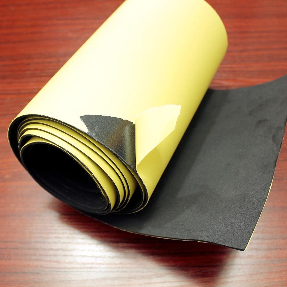 Купить с кэшбэком 26650 18650 lithium battery pack package insulation shockproof pad sponge material insulation pad with adhesive length 100CM
