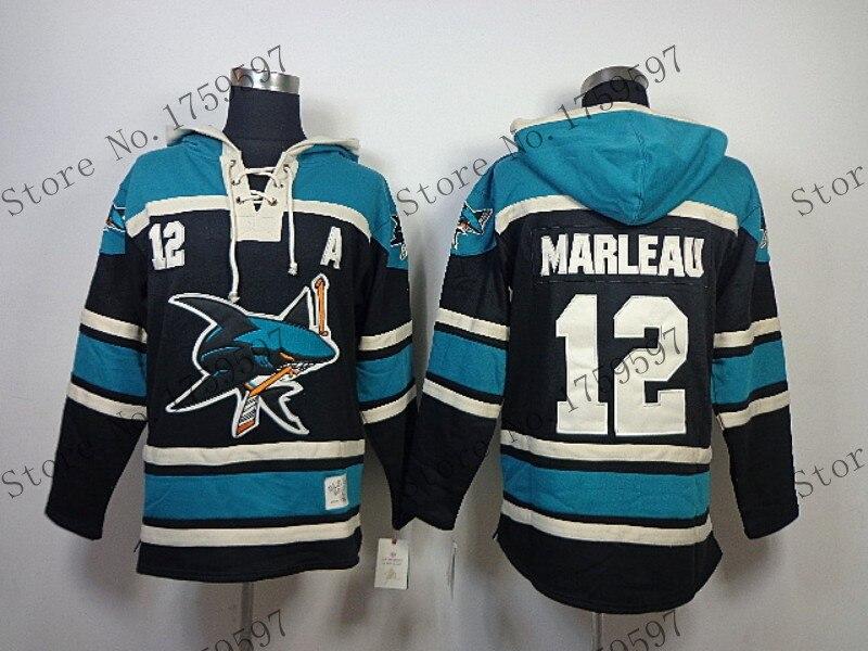 where to buy 2015 free shipp. cheap san jose sharks ice hockey jersey hoodie  men e0bf4754d79