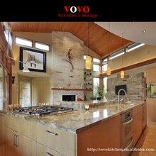 Американский стиль модульной интеллектуальных Современный лак Кухонная Мебель