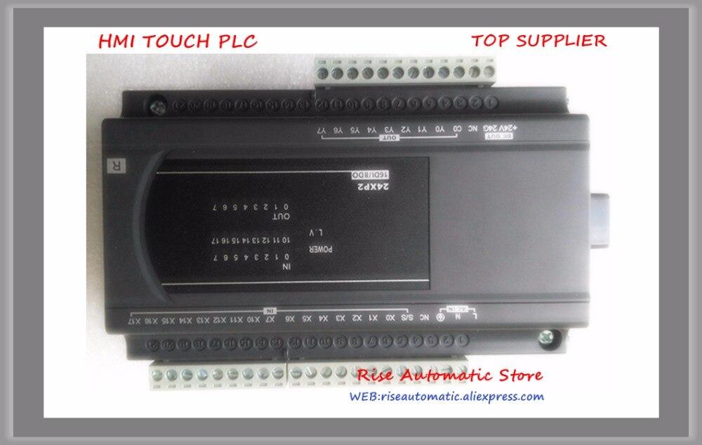 Новый оригинальный программируемый модуль контроллера DVP24XP200R DI 16 DO 8 реле 100-240VAC