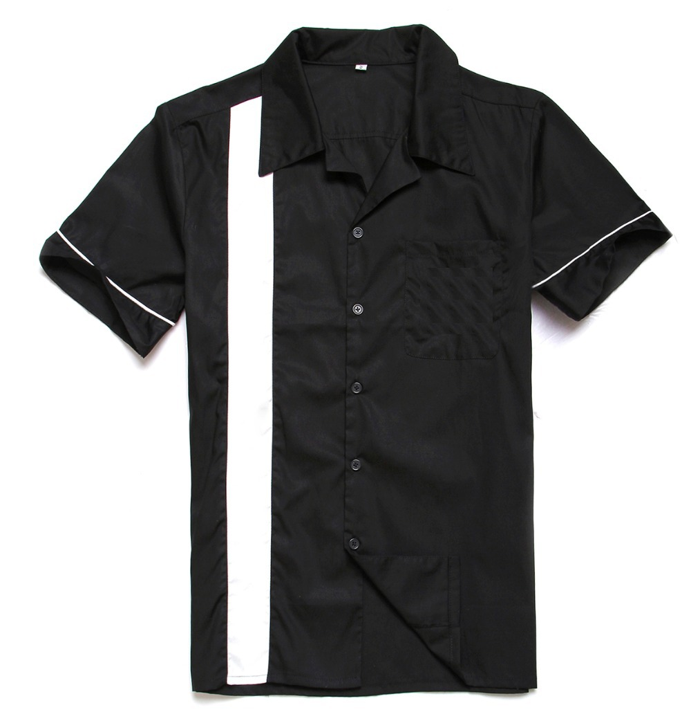 Black Mens Shirts Uk
