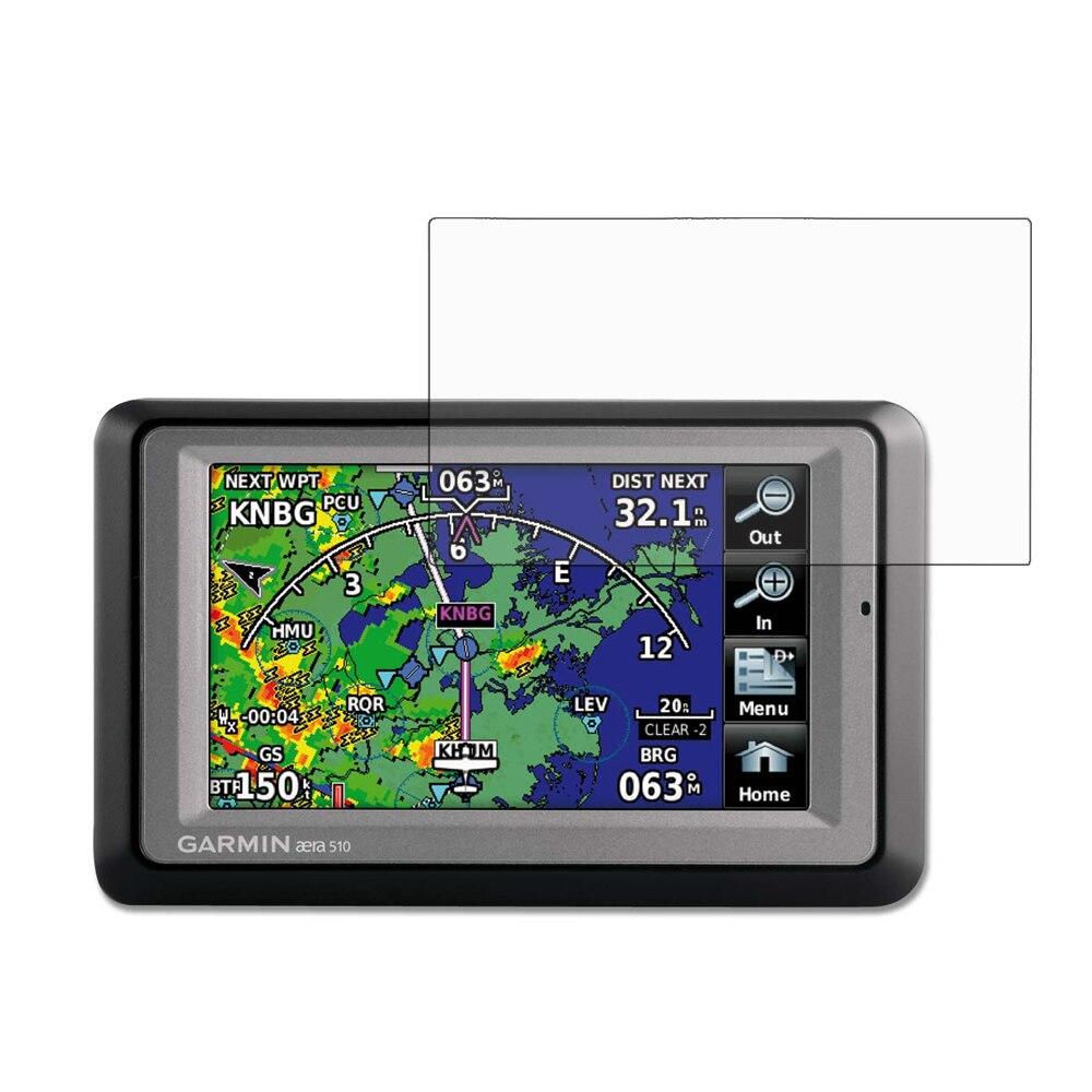 2cb3cd37aff61 3x Clear LCD Screen Protector Pokrywa Film Straż Skóry dla Garmin Aera  Aera510 510