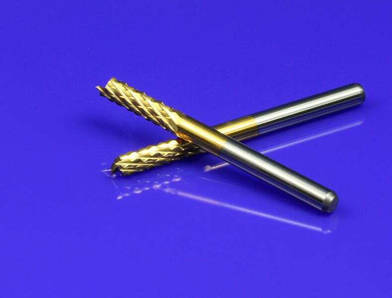 10 pc 1,5-3,175mm PCB Holz cutter CNC Router Bits Mais Ende Mühlen Mais Fräsen Cutter Werkzeug Gravur bits Für Gravur Maschine