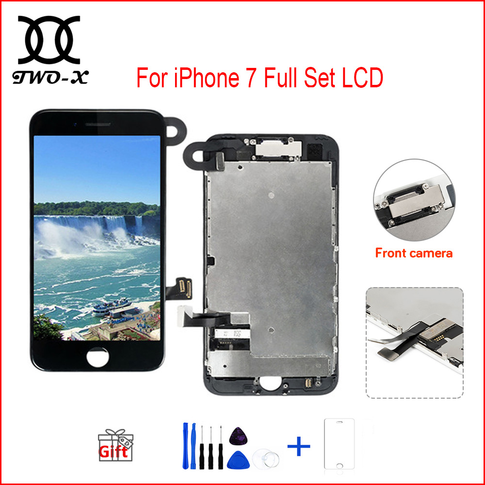 Full Set LCD For iPhone 7 LCD Display Touch Screen+Front