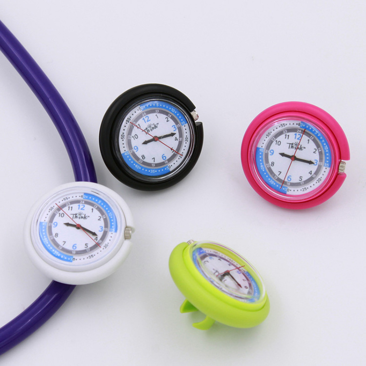 Stethoscope Clip Watch STOP Watch Chronograph image