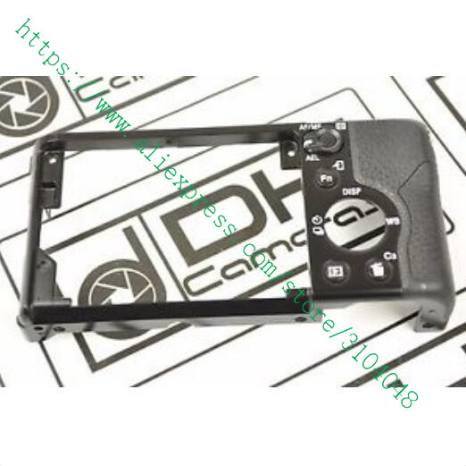 Repair Parts For Sony ILCE-7 ILCE-7S ILCE-7R A7 A7S A7R Original Rear Shell Back Cover With SD Card Door Cover фотоаппарат со сменной оптикой sony alpha ilce 7s body