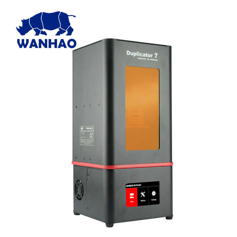 Detail Feedback Questions about Wanhao D7 plus touching