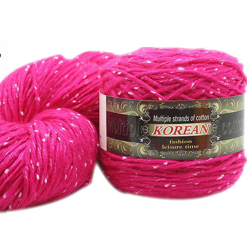 200g Thick Mohair Wool Thick Crochet Yarn For Hand Knitting Cashmere - Arts, Crafts and Sewing