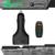 AUKEY 4 Portas de Carga Rápida 2.0 Carro-Carregador Turbo Rápido USB carregador de carro para iphone 7 plus samsung xiaomi smartphone suporte QC2.0