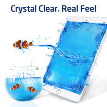 Screen Protector for iPad 9.7 2017, ESR Free Applicator Tempered Glass Film for New iPad 2017 release/For iPad Pro 9.7 inch Air2