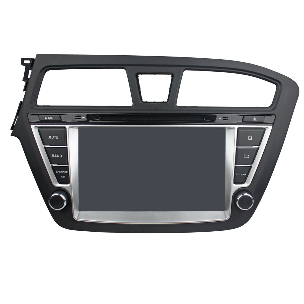 Worldwide delivery hyundai i20 navigation multimedia in NaBaRa Online