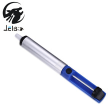 Jelbo 1pc Solder Sucker Desoldering Pump Tool Portable Suction Tin Soldering Removal