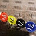 13.56 Mhz NFC tag Ntag203 / Ntag213 144 bytes compatível com qualquer telefone inteligente com função NFC