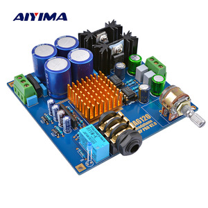 Image 1 - AIYIMA TPA6120A2 Hi Fi Headphone Amplifier Board Athens Imperial Enthusiast Fever Audio Amplifiers Earphone Amp