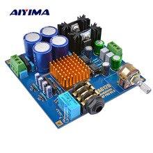 AIYIMA TPA6120A2 หูฟัง Hi Fi เครื่องขยายเสียงเอเธนส์ Imperial Enthusiast ไข้เสียงเครื่องขยายเสียงหูฟัง AMP