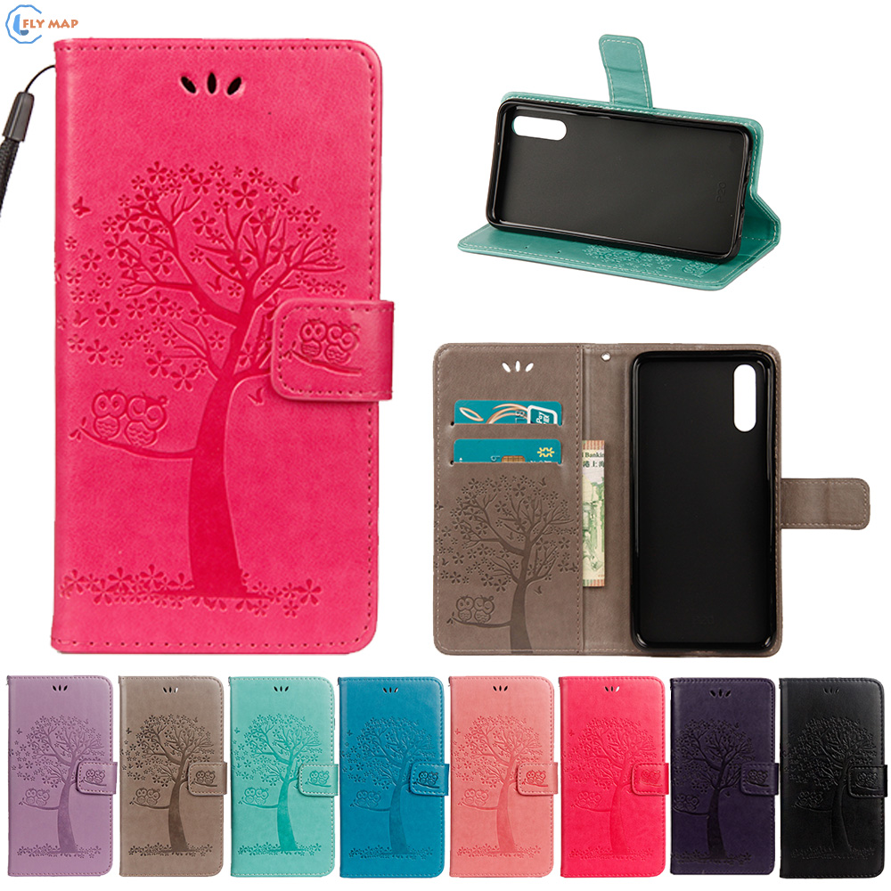 Flip Coque For Huawei P20 Global Dual EML-L29 EML-L09 EML-L22 Wallet Case Phone Leather Cover For P 20 EML L29 L09 L22 Capa Box ...