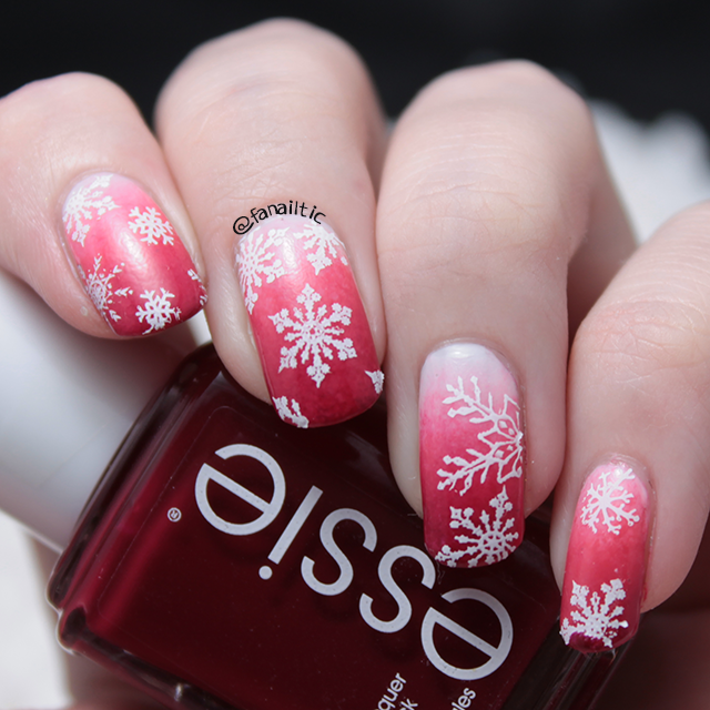 Nail art stamp stamping template plate cute snowflake nail tool nail art stamp stamping template plate cute snowflake nail tool design in nail art templates from beauty health on aliexpress alibaba group prinsesfo Images