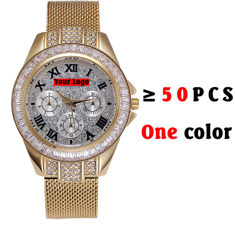 Type 2097W Custom Watch Over 50 Pcs Min Order One Color( The Bigger Amount, The Cheaper Total )