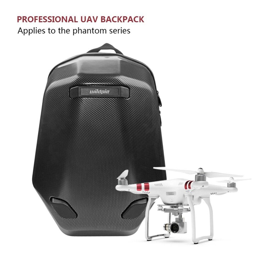все цены на  RCYAGO DJI Phantom 3/4 Pro  Universal Backpack PC Waterproof Hard Shell Bag Standard Professional Operation Drone Box  онлайн