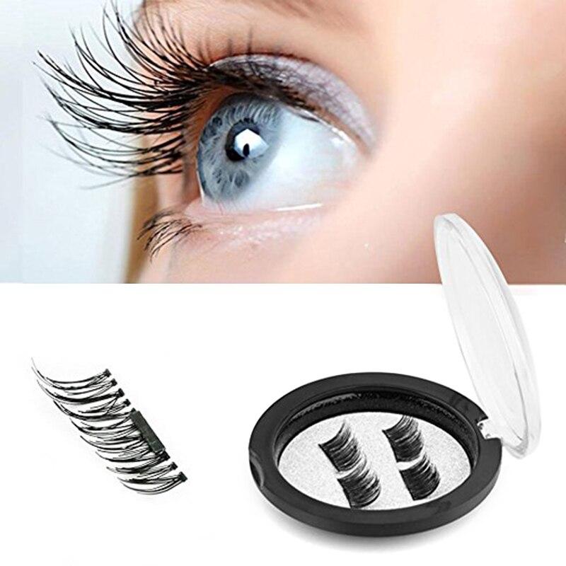 5f0e2ff6944 1Pcs Empty Eyelash Packaging Box 3d Mink Magnetic Eyelashes Case Makeup  Cosmetics Eye Lashes Storage Tool False Eyelash Case -in False Eyelashes  from Beauty ...
