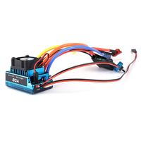 Brushless Motor RC Car Speed Controller Spare Part Replacement Toy 80A Professional Truck Boat 5200KV Electric DIY Accessories