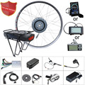 48V500W Мотор колеса Электрический велосипед комплект для 20